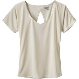 Patagonia Mindflow SS Shirt Women birch white